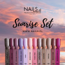 NAILS Sunrise Set -12 Oje Semipermanente