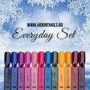 Set Everyday 12 Oje Semipermanente Nails