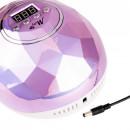 Lampa Dual LED/UV Lux F6 86W