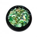 Bijoux Mix Green
