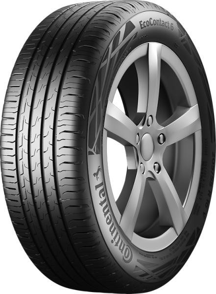 Continental EcoContact 6 195/60 R16 89H