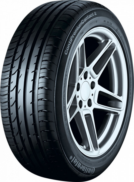Continental ContiPremiumContact 2 215/40 ZR17 87V