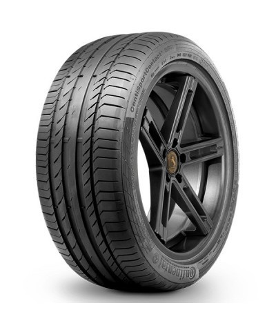 Continental ContiSportContact 5 SSR 225/40 R19 89W