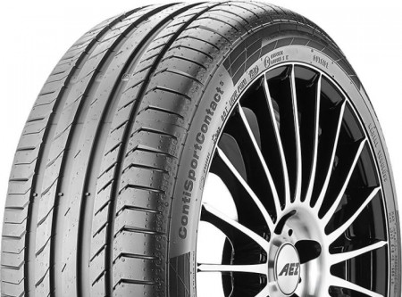Continental ContiSportContact 5 XL 255/40 R19 100W
