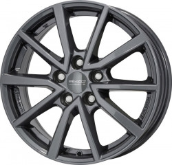 ANZIO VEC Dark Grey 6x16 5x100 ET45 57.1mm