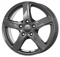 ANZIO SPRINT Dark Grey 6.5x16 5x100 ET45 57.1mm