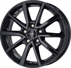 ANZIO VEC Gloss black 6x16 5x112 ET43 57.1mm