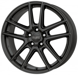 ANZIO SPLITT Black Matt 6x16 4x98 ET38 58.1mm