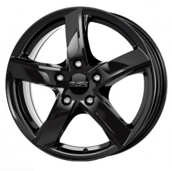 ANZIO SPRINT Gloss black 6.5x16 5x100 ET40 63.3mm