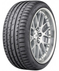 Continental ContiSportContact 3 XL 195/40 R17 81V