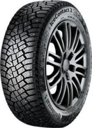 Continental Ice Contact 2 195 60 R16 93T