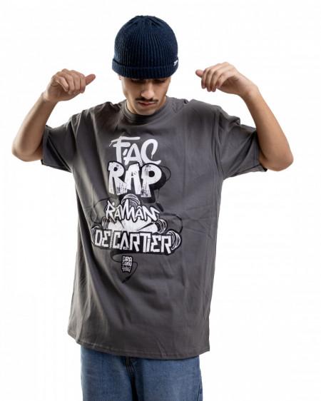Tricou - Fac Rap (GRI)