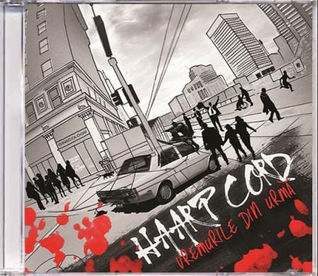 Poze Haarp Cord – Vremuri din Urmă (CD)