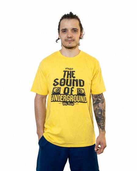 Tricou - The Sound (Galben II)
