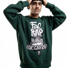 Bluza - Fac Rap (VERDE)