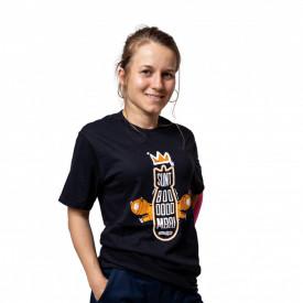 Tricou - Sunt Bomba (Negru)