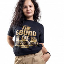 Tricou - The Sound (Negru)