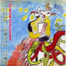 """Sticker """"Specii"""" + Album """"Kazi Ploaie si Specii- Amenintarea Maimutei"""" (cd gratuit)"""