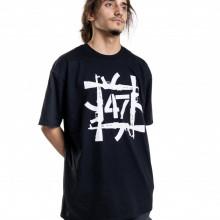 Tricou – 4 puști (negru)