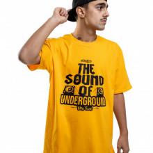 Tricou - The Sound (Galben)