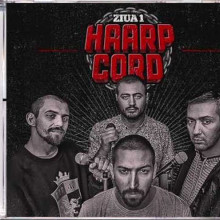 "Sticker + Album ""Haarp Cord – Ziua ""1 (CD gratuit)"