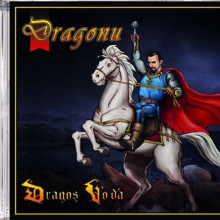 Dragonu' – Dragoș Vo'dă (CD)