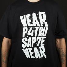 Tricou – Patru Sapte Wear (negru)