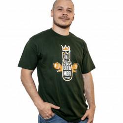 Tricou - Sunt Bomba (Verde)