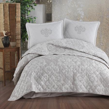 Cuvertură de pat Clasy-matlasată 2 persoane (SADE V2)