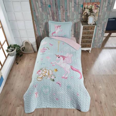Cuvertură de pat Clasy-matlasată o persoană (PEGASUS)