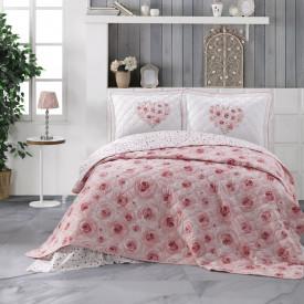 Cuvertură de pat Clasy-matlasată 2 persoane (ROMANS)