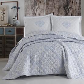 Cuvertură de pat Clasy-matlasată 2 persoane (SADE)
