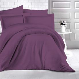 Lenjerie de pat damasc HORECA (GROS) - MOR O persoană
