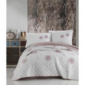 Cuvertură de pat Clasy-matlasată 2 persoane (Hüma)