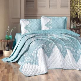 Cuvertură de pat Clasy-matlasată 2 persoane (MIKANOS V1)