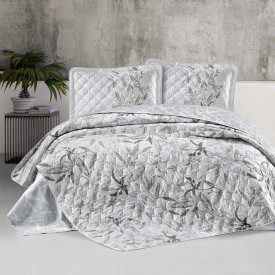 Cuvertură de pat Clasy-matlasată 2 persoane (MAYRA V1)
