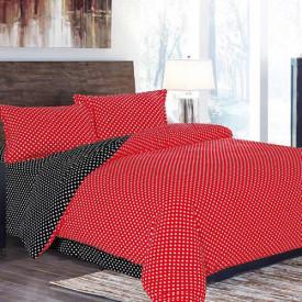 LENJERIE DE PAT COCOLINO - RED & BLACK