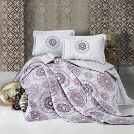 Cuvertură de pat Clasy-matlasată 2 persoane (MANILA V2)