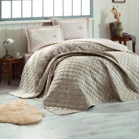 Cuvertură de pat Clasy-matlasată 2 persoane (TIERA V1)