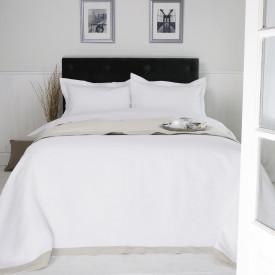 Lenjerie de pat plain satin - PLANER - două persoane