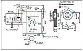 Pompe hydraulique 11 ccm DEUTZ FENDT FARMER HANOMAG 0510515309 0510515323 0510515327 images