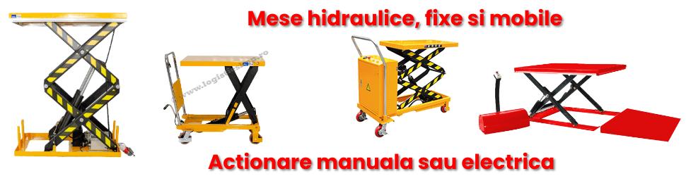 Mese hidraulice