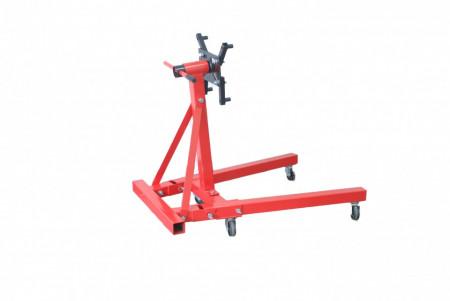 Suport motor rotativ, picioare pliabile
