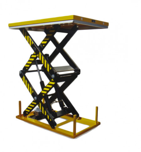 Masa hidraulica fixa 1000 kg, inaltime de ridicare 1800 mm