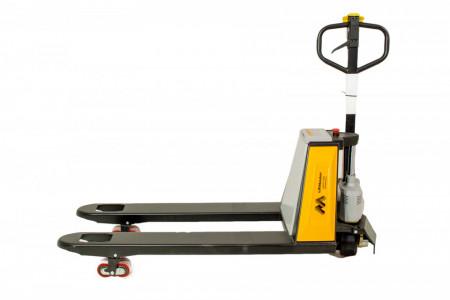 Transpalet semi-electric 1500 kg