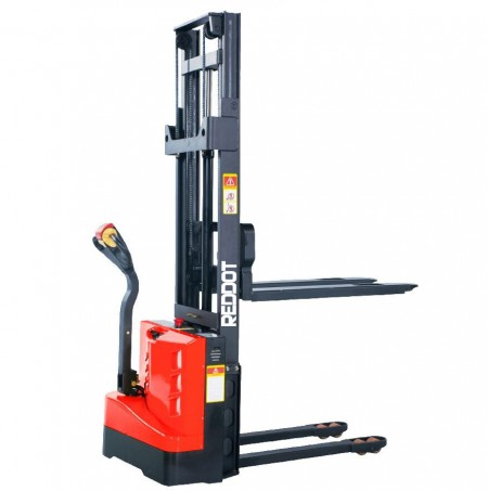 transpalet electric 1000 kg, inaltime ridicare 1600 mm