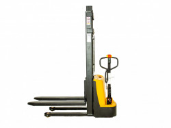 Stivuitor electric 1500 kg, 2500 mm inaltime ridicare