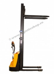 SE1216, STIVUITOR ELECTRIC, CAPACITATE 1.200 KG, INALTIME RIDICARE 1600 MM