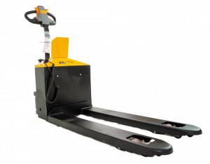Transpalet electric 1500 kg cu canatr electric
