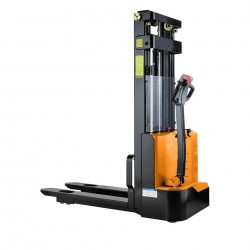 SE1016, STIVUITOR ELECTRIC, CAPACITATE 1.000 KG, INALTIME RIDICARE 1600 MM